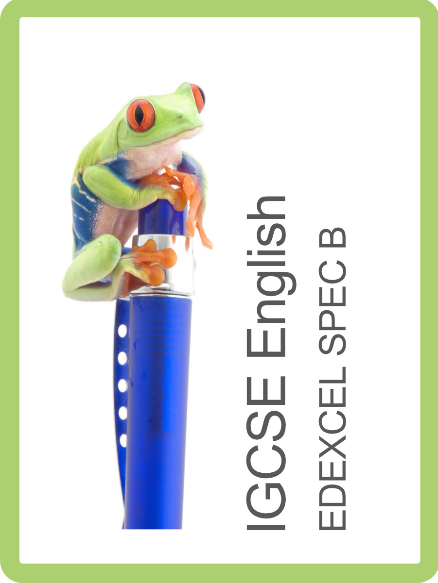 IGCSE English Language Spec B Login