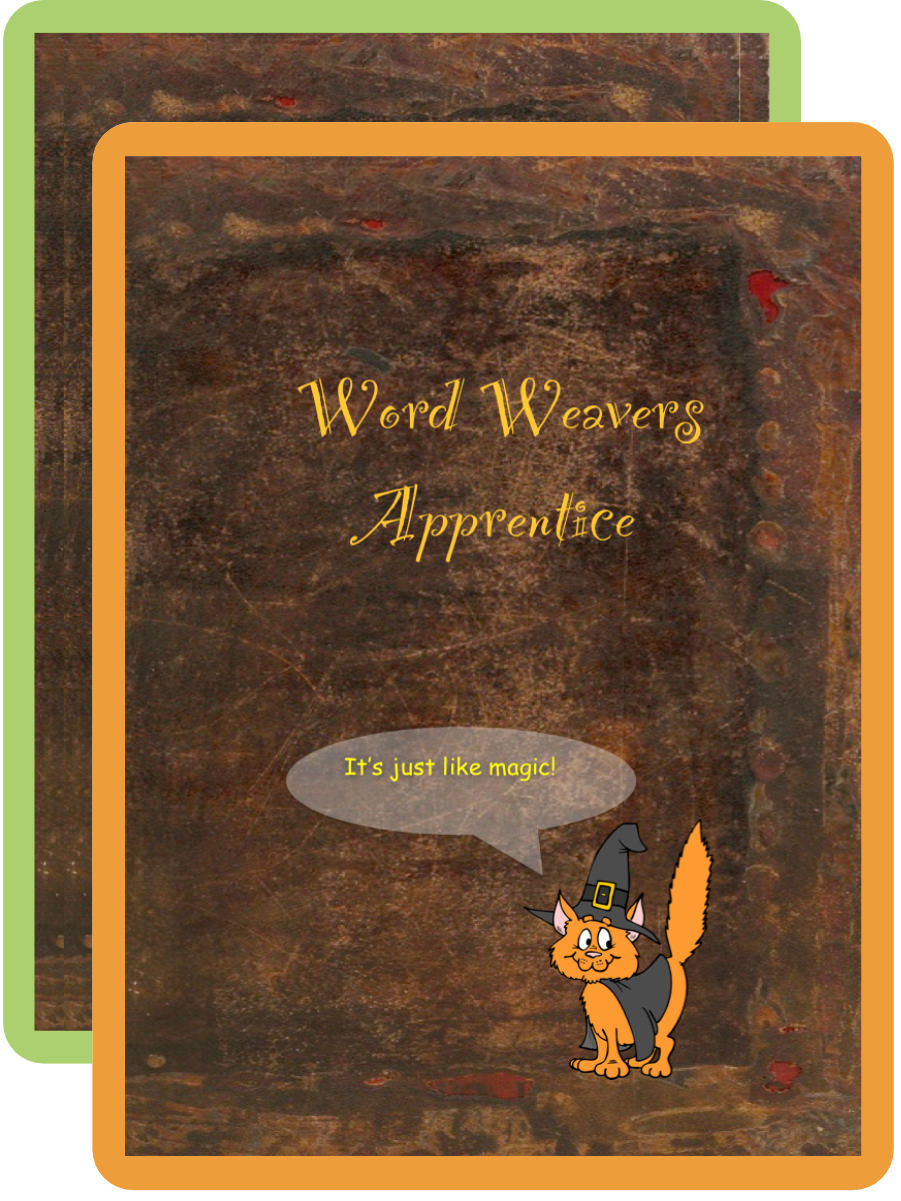 Word Weavers Apprentice & Advanced Start - Beware! Words have powers! Do you think you can learn the spells to master them?Word Weavers is an exciting interactive story, covering everything about English a child needs to learn be able to embark on an IGCSE English course.