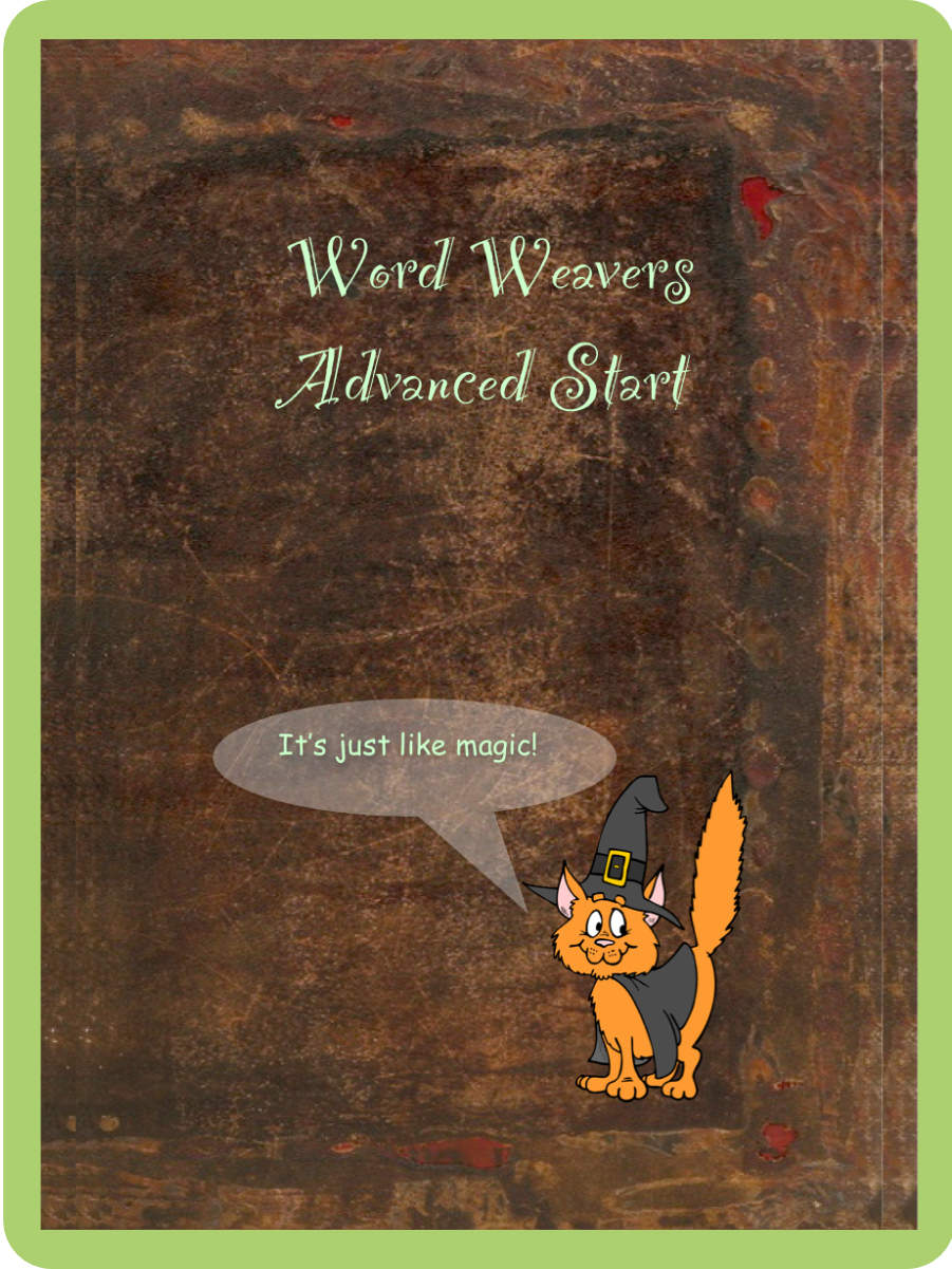 Word Weavers Advanced Start Course Login