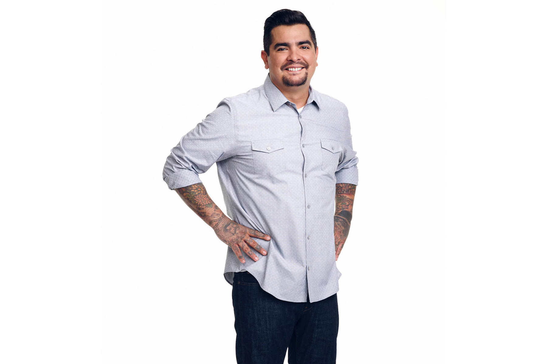 Aarón Sánchez is an award-winning chef, TV personality, cookbook author and philanthropist. He is the chef/owner Johnny Sánchez, located in New Orleans and co-star of FOX's MasterChef and MasterChef Junior. He is a partner/creative director of Cocina, the first online content platform dedicated to celebrating Latin lifestyle through its vibrant culinary culture. One of the world's most distinguished Latin chefs, Aarón is passionate about preserving his family's legacy through food and encouraging diversity in the kitchen. -