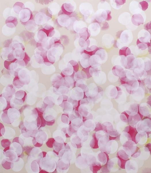 secret Ⅰ   acrylic on canvas   80 x 70  2011