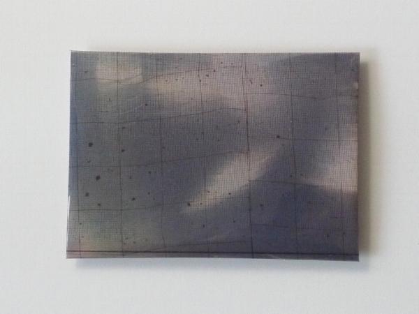 note     film, inkjet print, Japanese ink,paper   10 x 15   2016