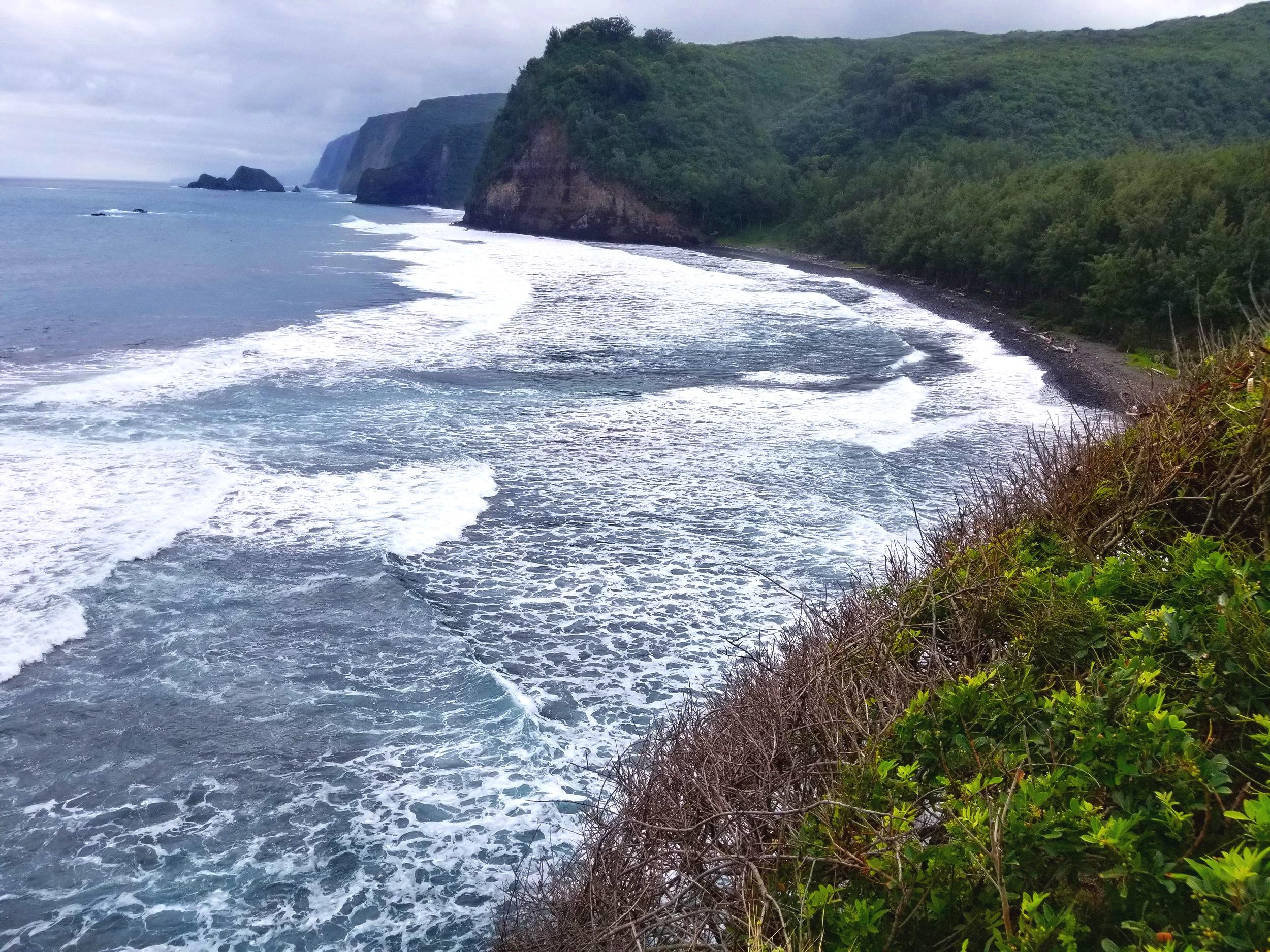 Pololū Valley, Hawai'i Island