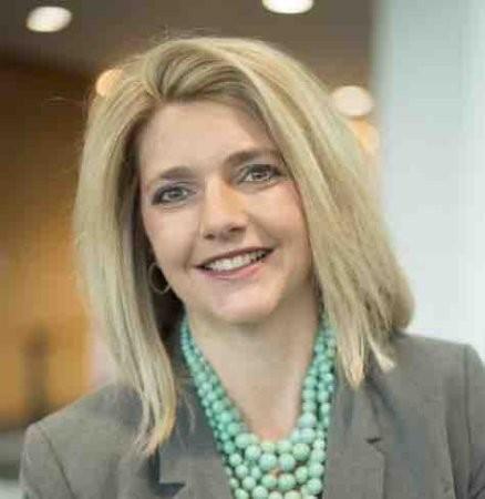 Ellen Siebenborn Forsyth, Vice President US Sales, General Mills