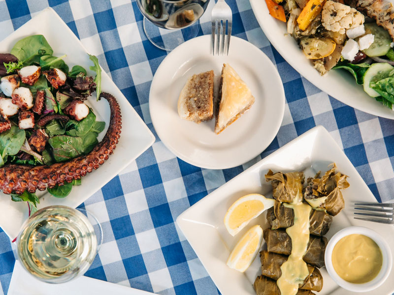 Athena Caters - Delight guests with delicious Greek cuisine