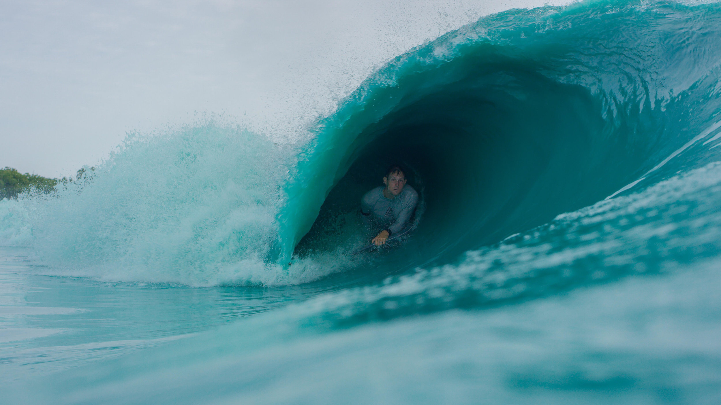 Mr. Hamilton taming the Texan pool. Photo:  @lieberfilms