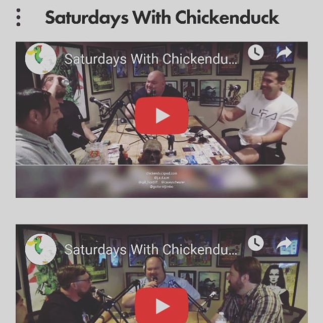 Go to chickenduckpod.com and watch our YouTube shows directly from the site. Be sure to subscribe to our YouTube channel and leave comments please 🙏😊🙏😊🙏 #podcasts #podcast #podlife #podernfamily #nophonypodcastnetwork #vlog #vloggers #vlogsquad #podcastlife  #video #website