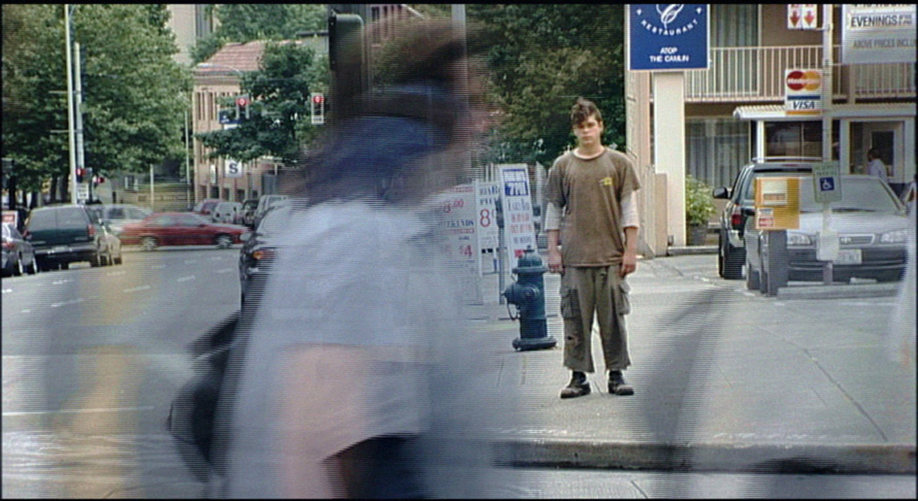 McCallum & Tarry,  Endurance , 2003;video still, 2 hours;courtesy of the artists and Caren Golden Fine Art, New York