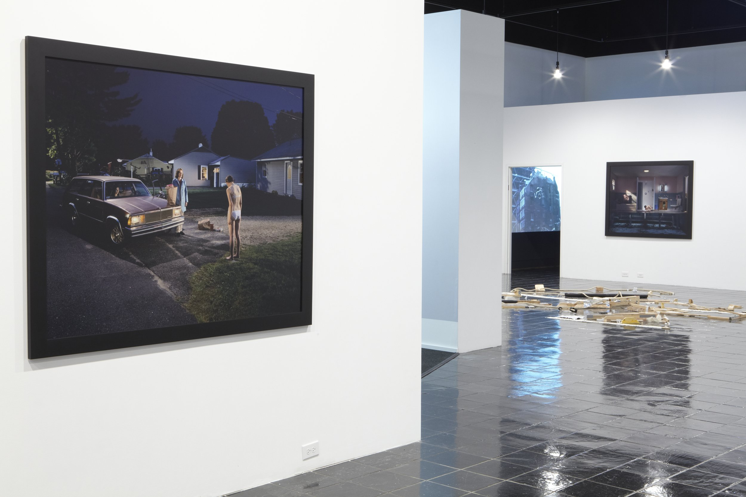 Gregory Crewdson,  Untitled , 2001–2002. Digital c-print, 48 x 60 inches. Courtesy The Broad Art Foundation, Santa Monica image courtesy of the artist and Luhring Augustine, New York.