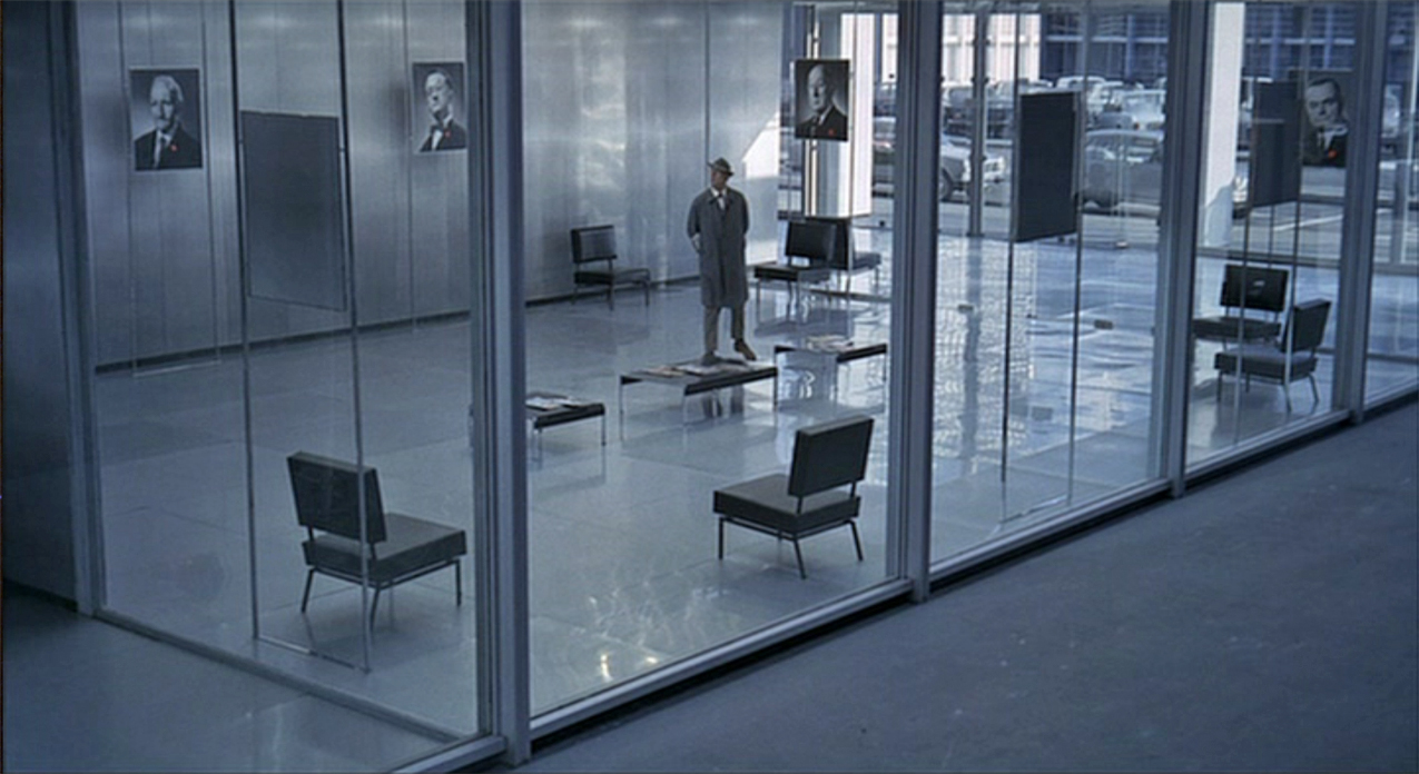 Jacques Tati,  Play Time , 1967 (still)