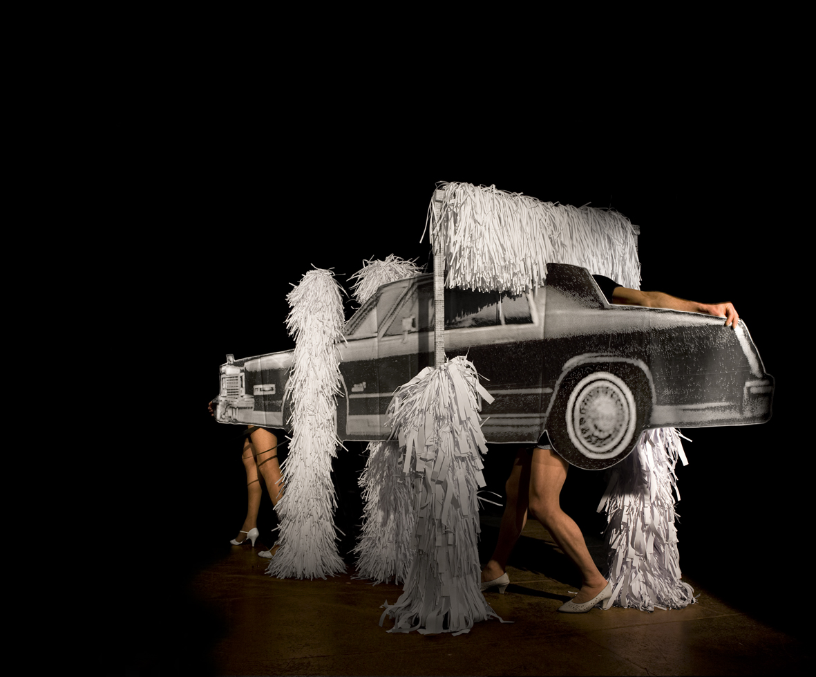 dry clean (cadillac), 25x25 inches
