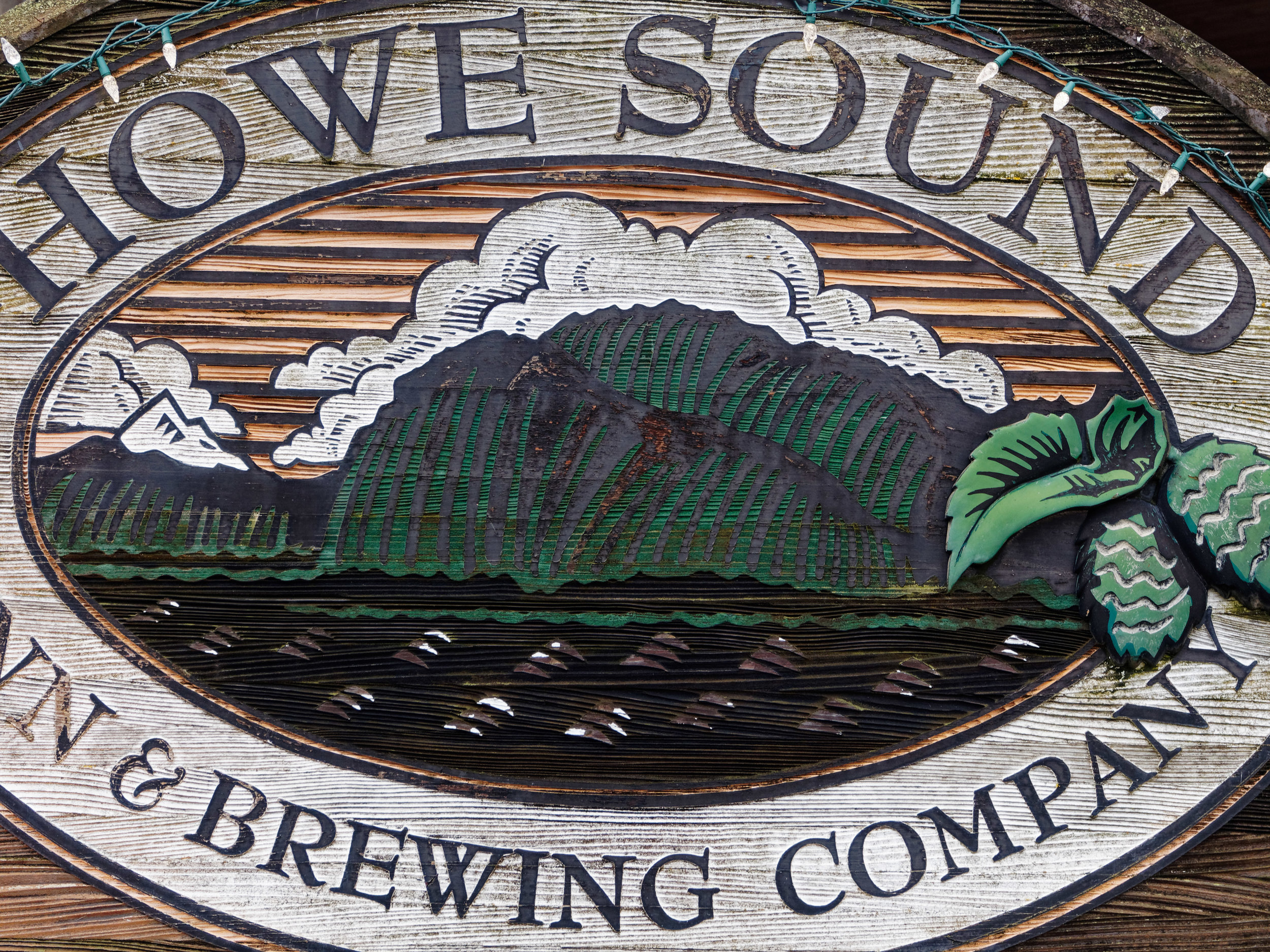 Howe Sound Brewing, Squamish