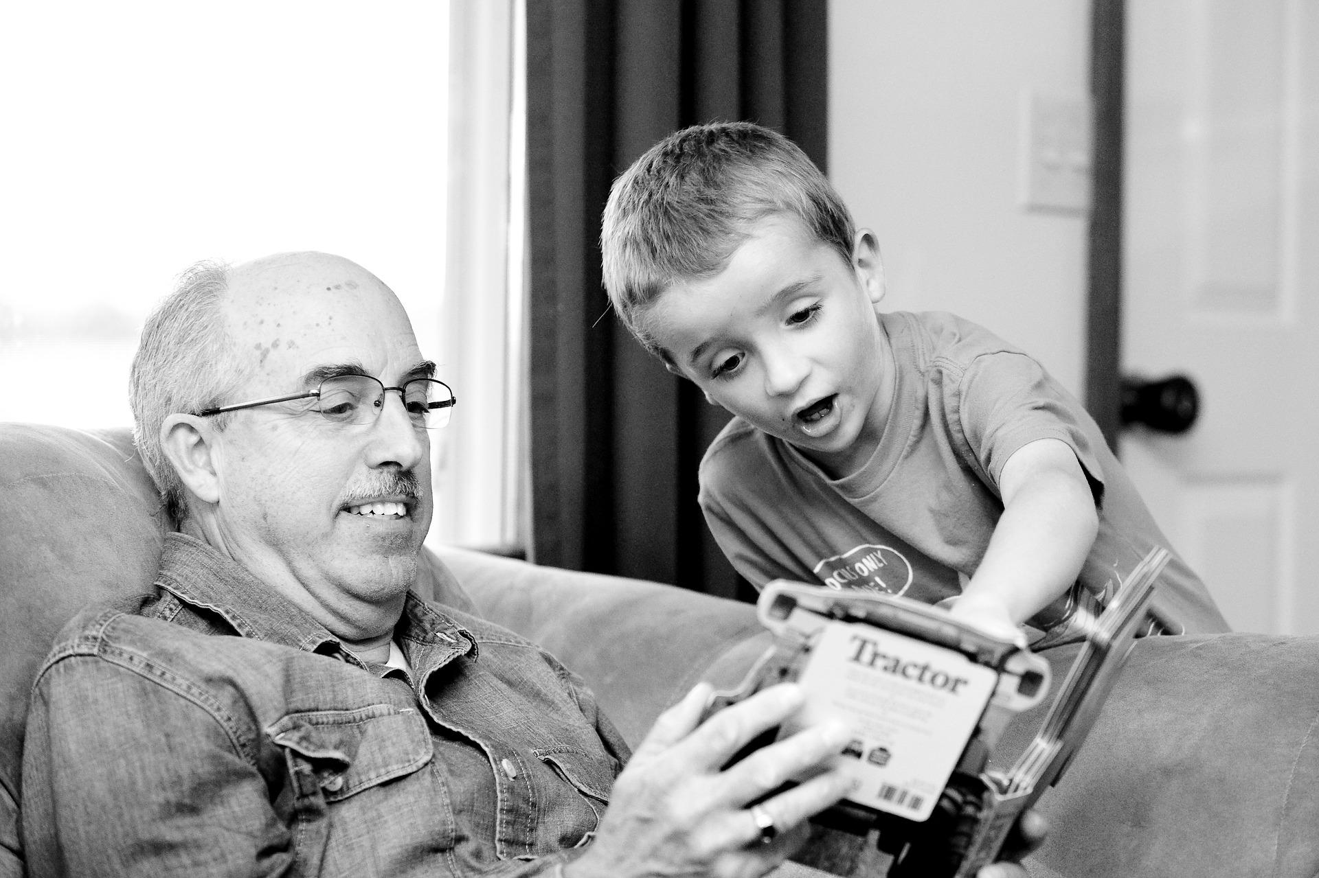 grandparents visitation