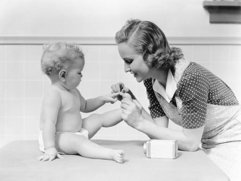 1930's mom and bay.jpg