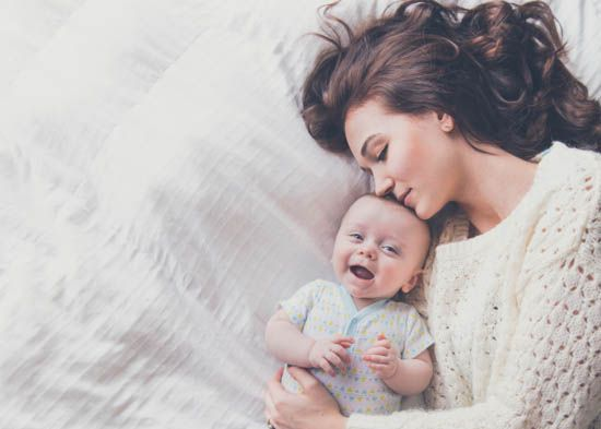 Mommy and Baby Cuddle.jpg