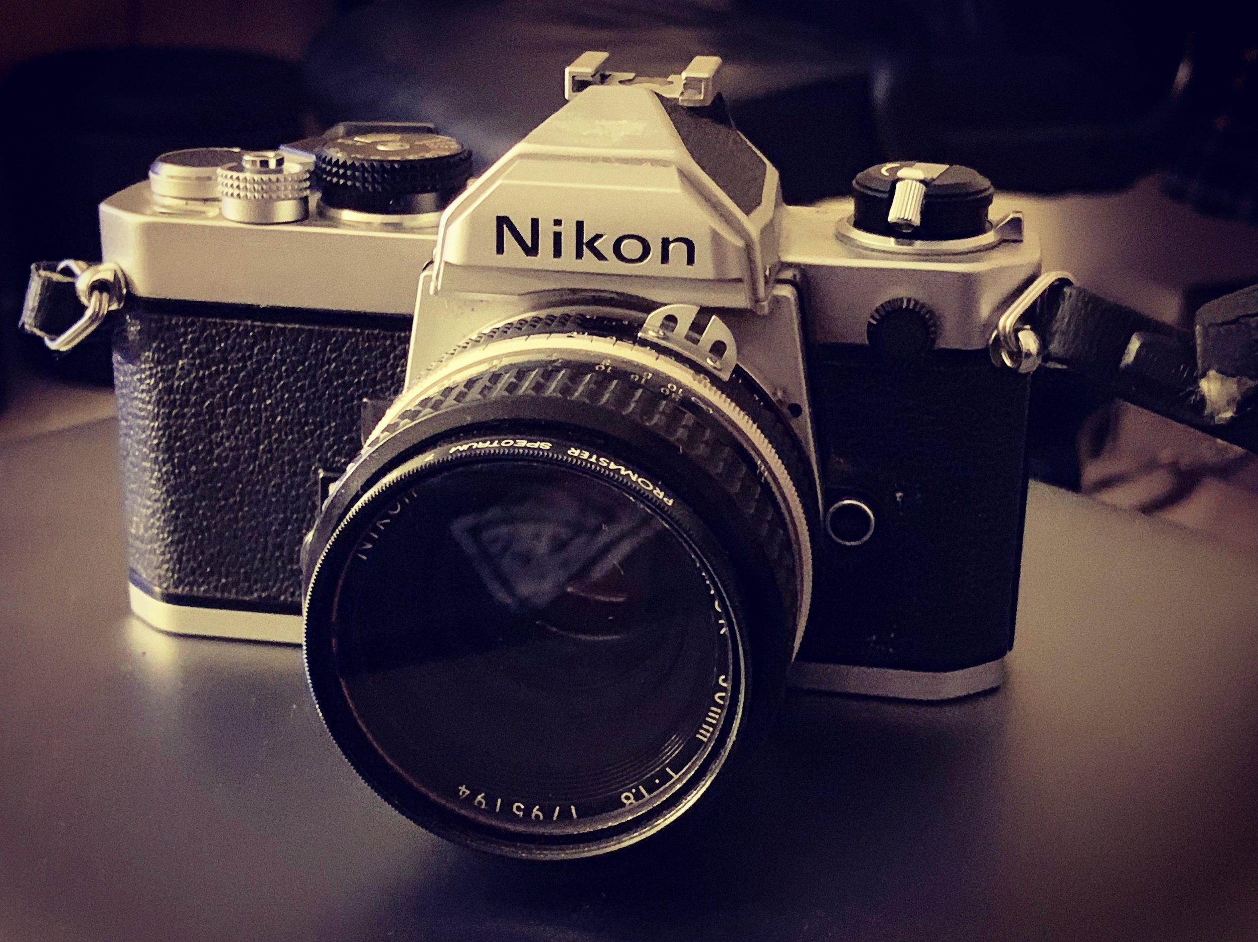 The Nikon FM