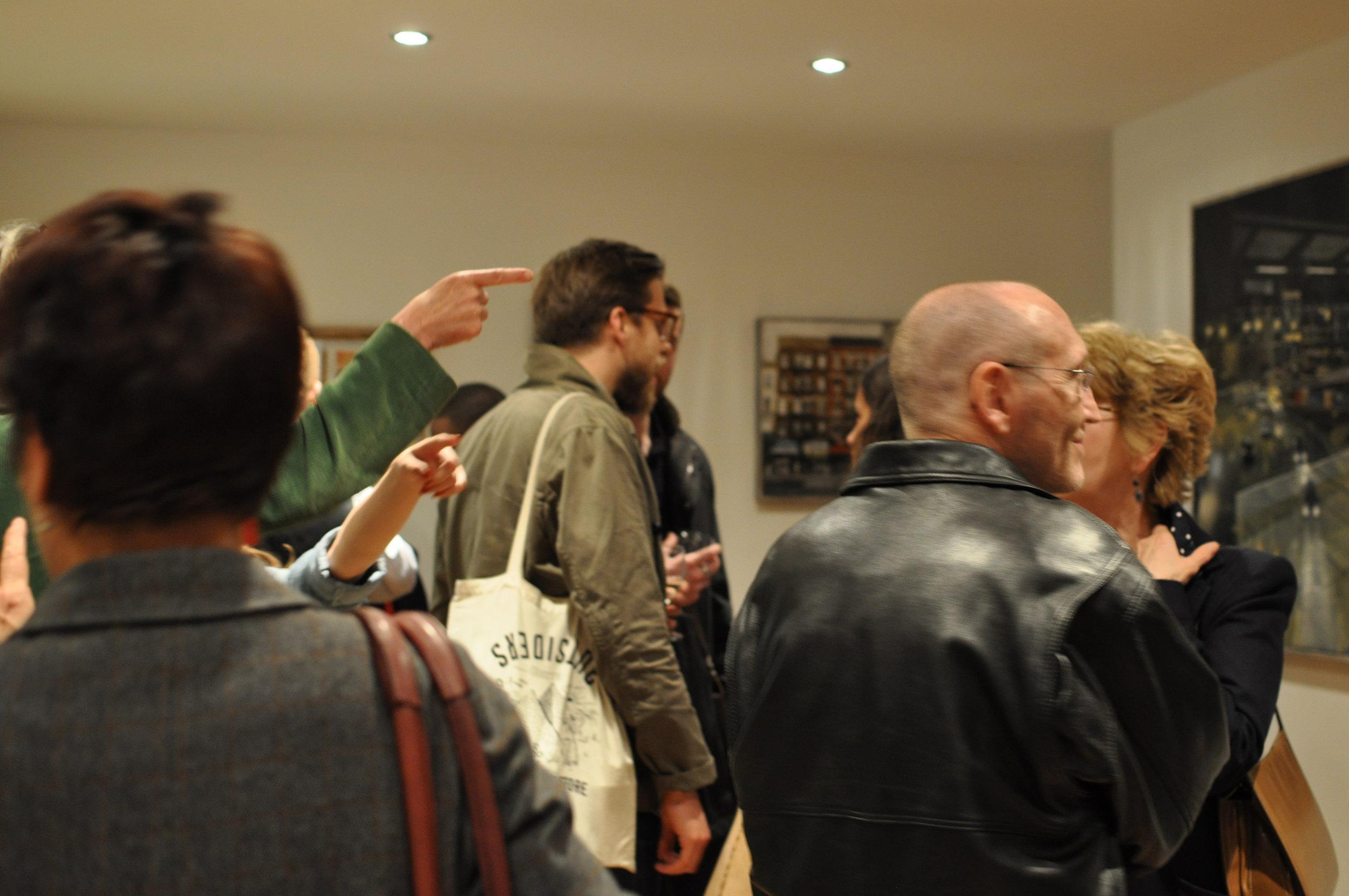 Open house at Jane Newbury Gallery
