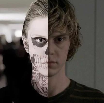 Image Source: Fandom- Tate Langdon- American Horror Story: Murder House