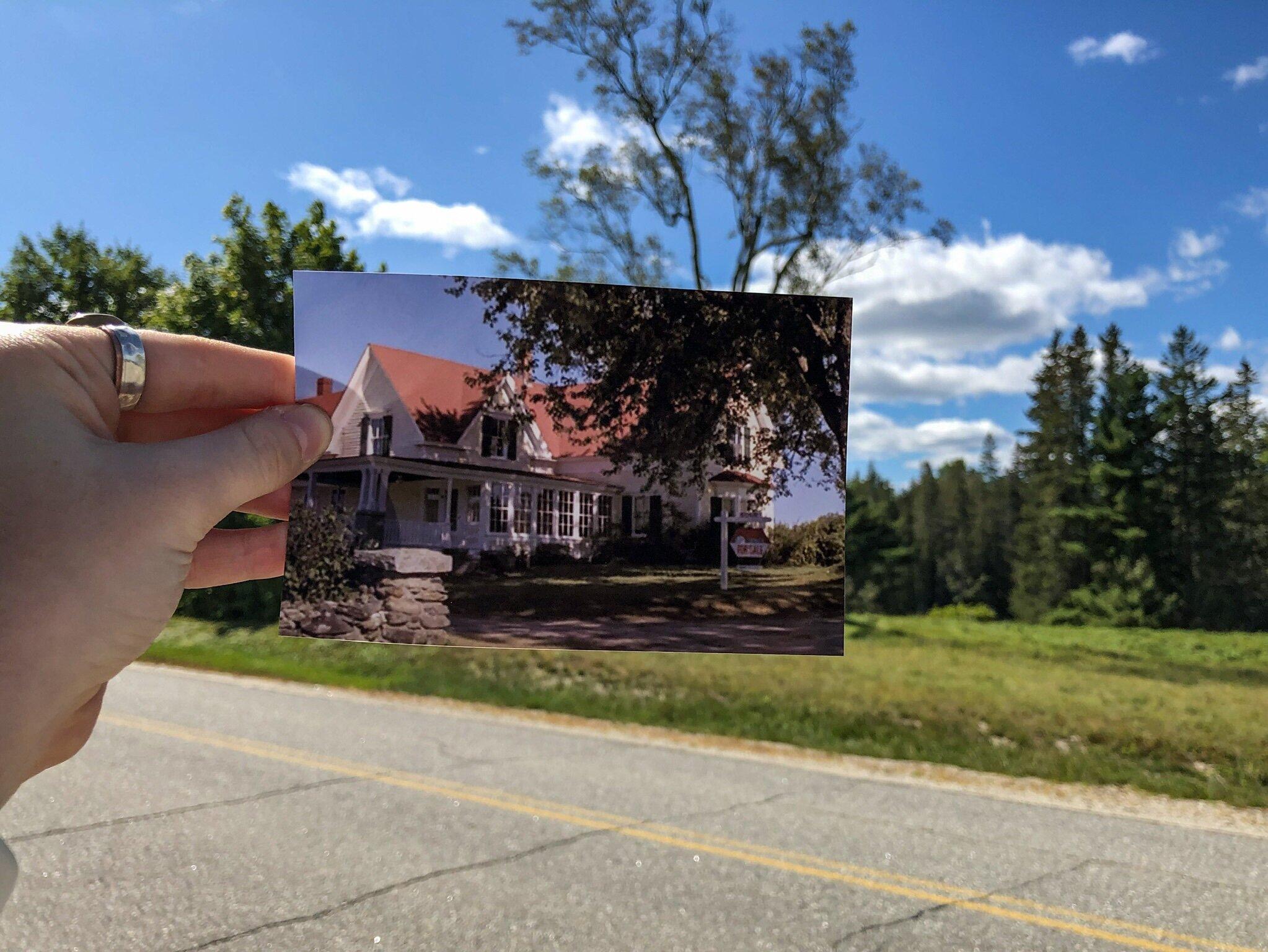The Creed House - Photo:  Pet Sematary (1989)