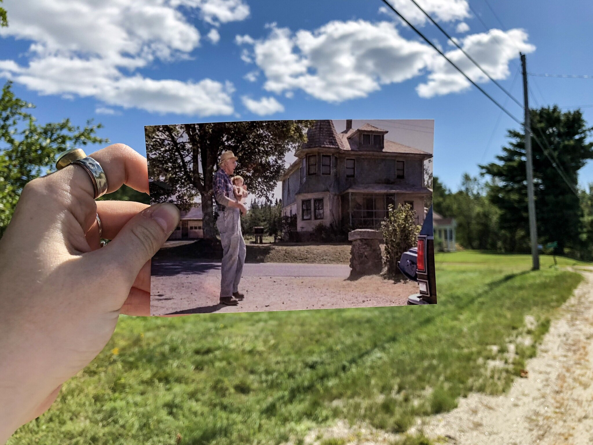 Jud Crandall's House - Photo:  Pet Sematary (1989)