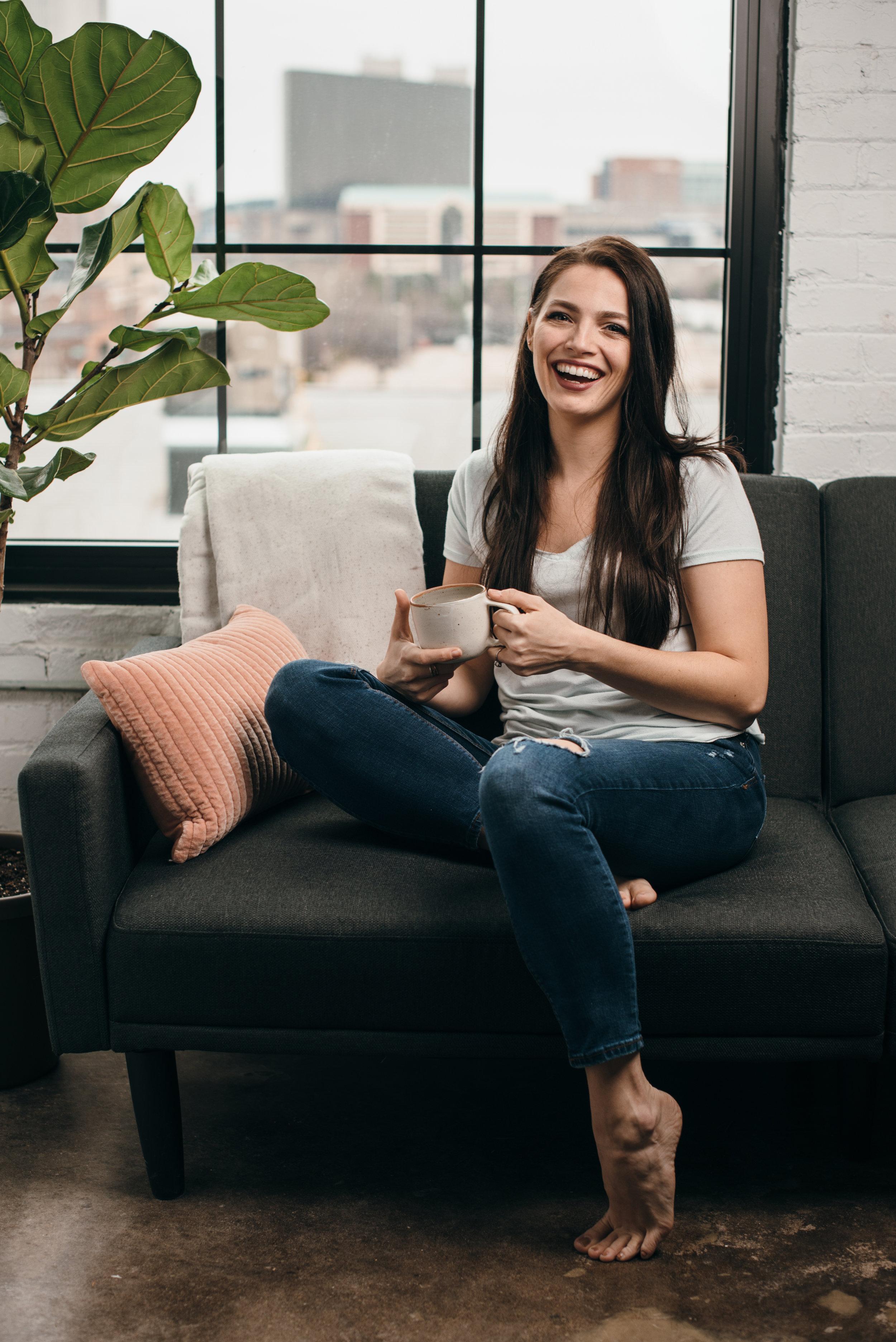 Portrait of Sara Diehl of Empire Coaching