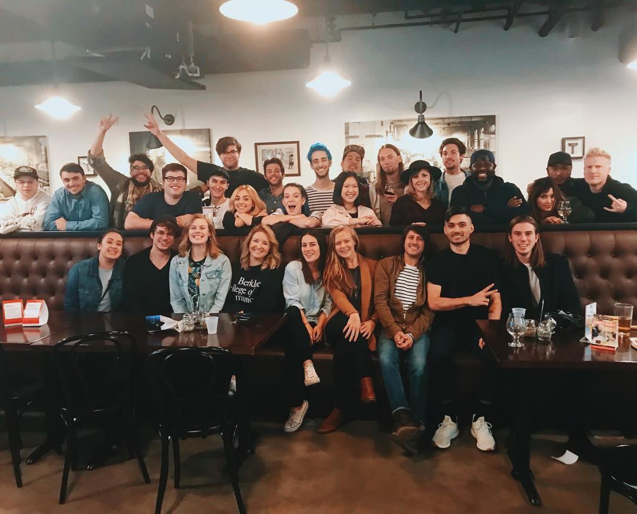 PickUp Class Photo 2018