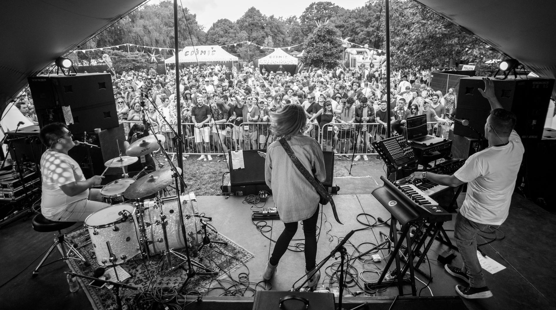 Electric Avenue Festival NZ // Dillastrate // @adamjohnhodgson