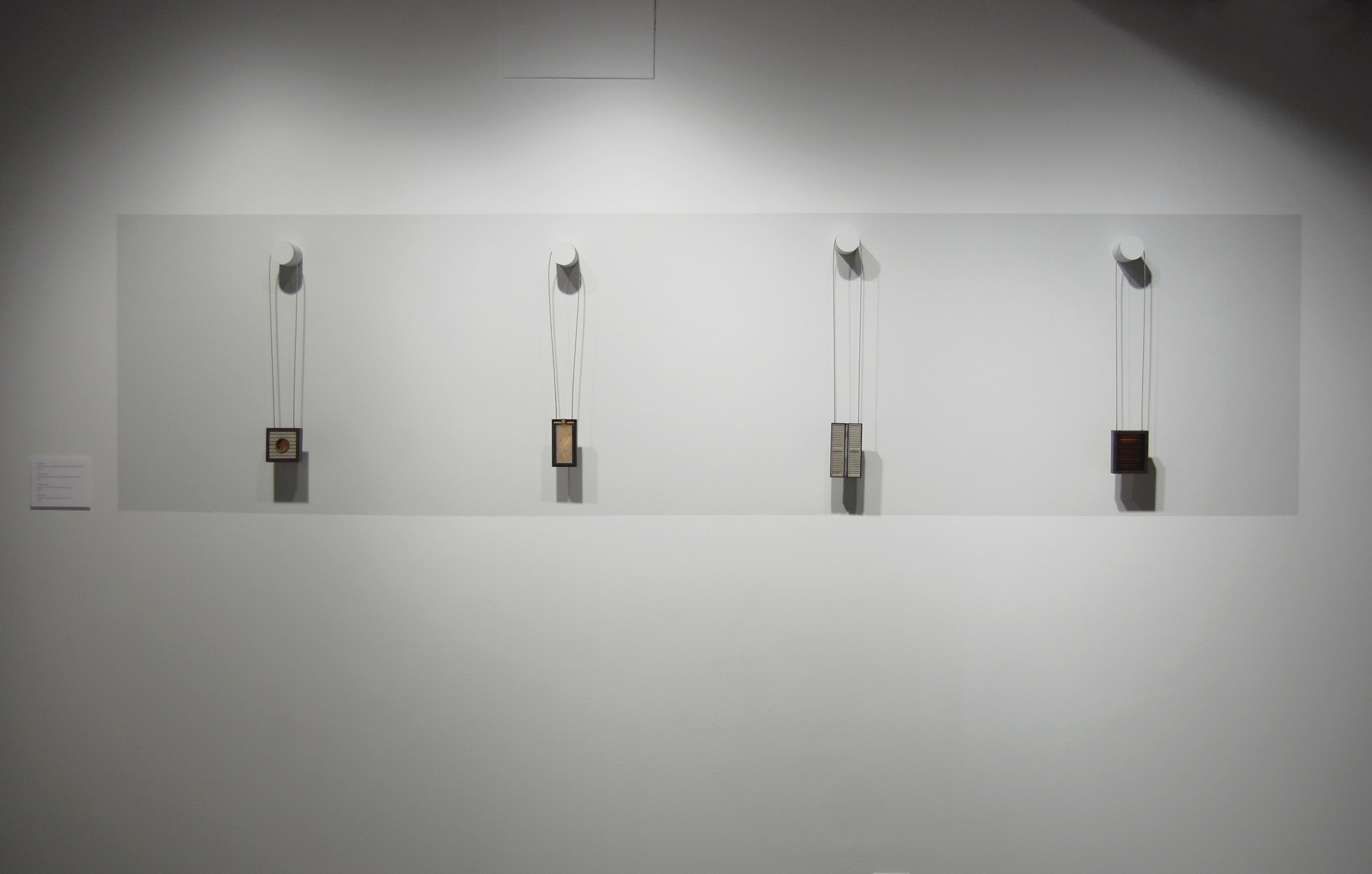 Figure 20:  Little Boxes  Installation View 5