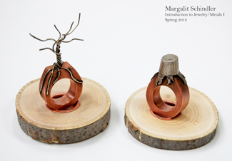 Hollow Form Rings - Margalit Schindler.JPG