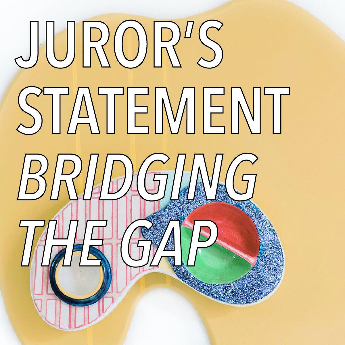 Jurors statement bridging the gap thumb.jpg