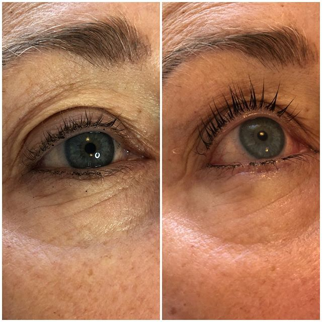 Lash lift and tint. The perfect addition to summer. There's no need for mascara at the pool. Lift results can last up to 3 months!