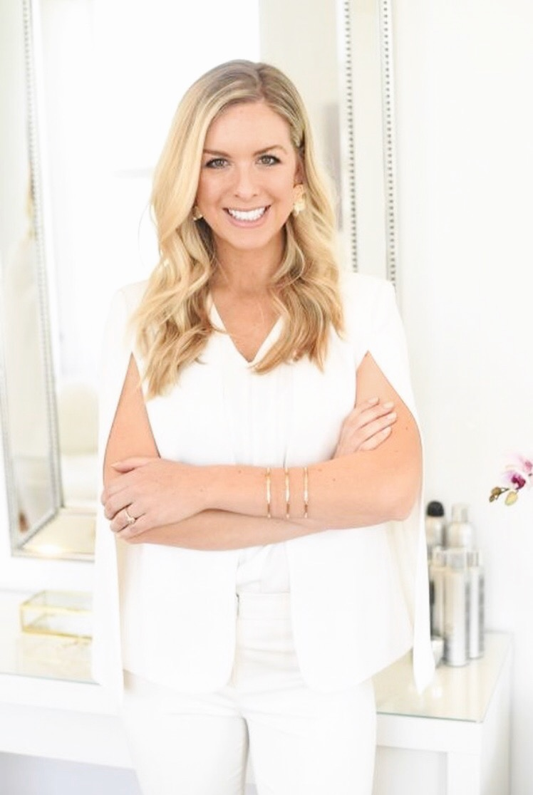 Amanda Frank - Owner and founder of Agape Beauty