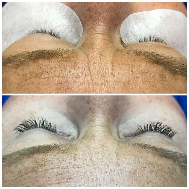 Did you know we offer lash extensions? They are a beauty must! Book online now with Joanna. Link in bio.