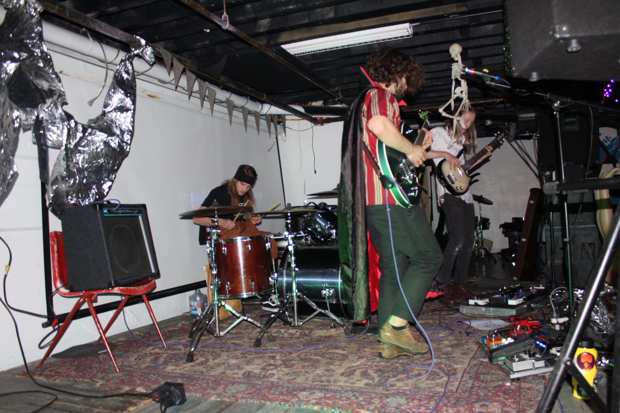 Charcoal Squids - Ghost Carrot Records Fest 2017