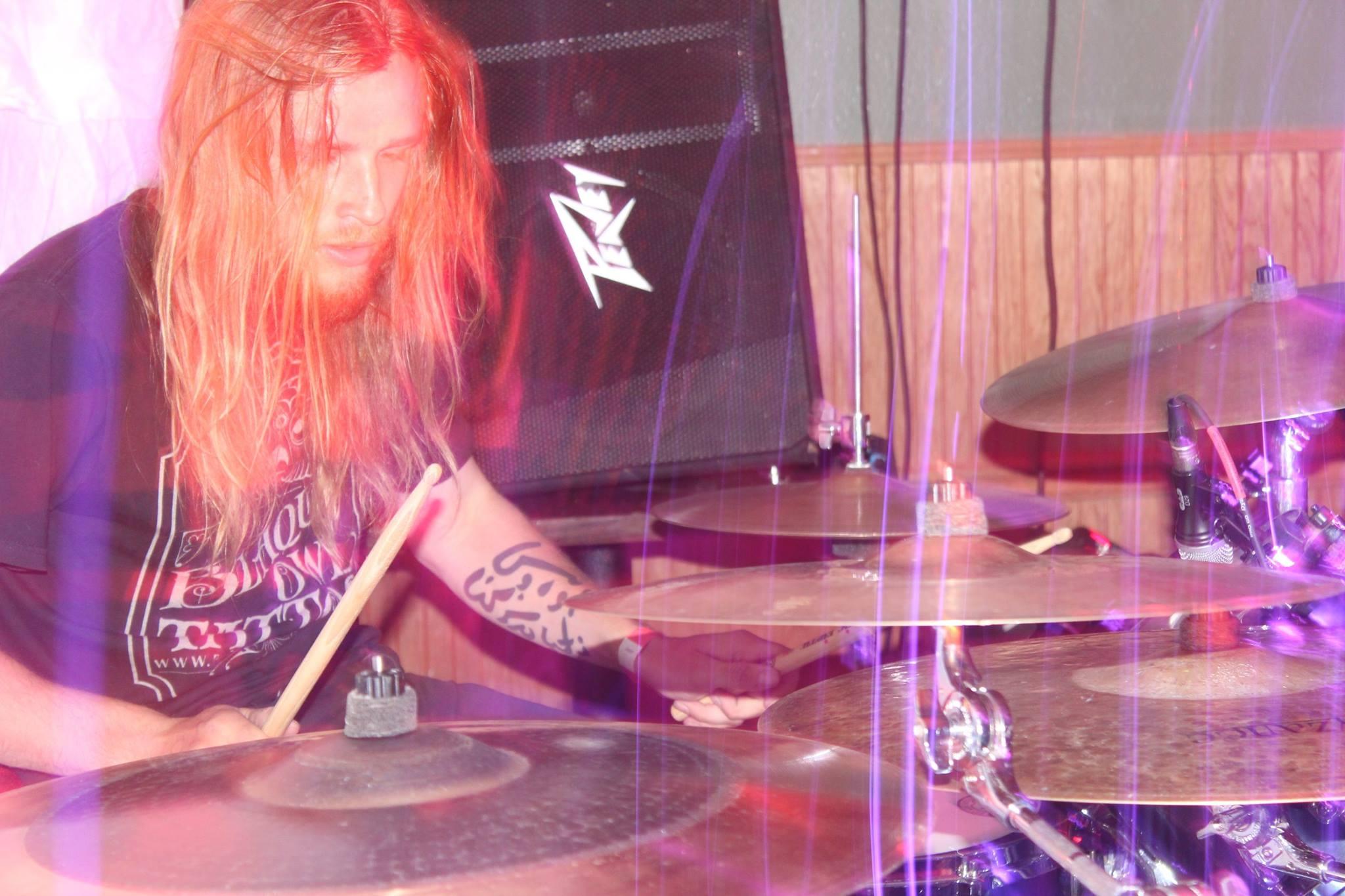 Dan miller, the drum man - Photo: Emily Griffin - 2017