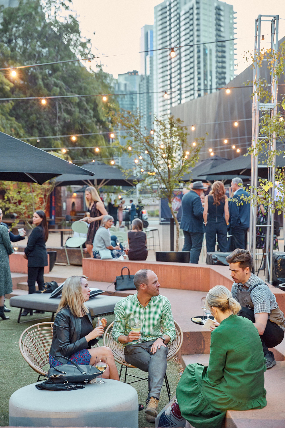 Melbourne Food & Wine Festival | Opening Night Party