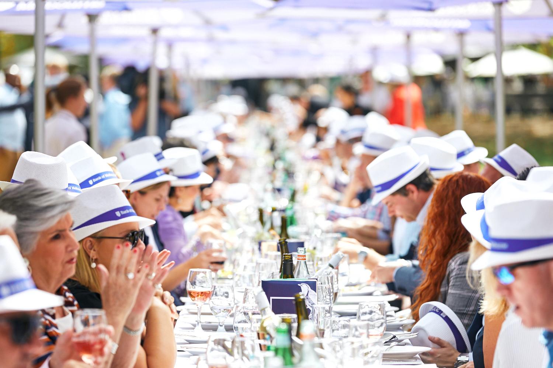 Melbourne Food & Wine Festival | World's Longest Lunch