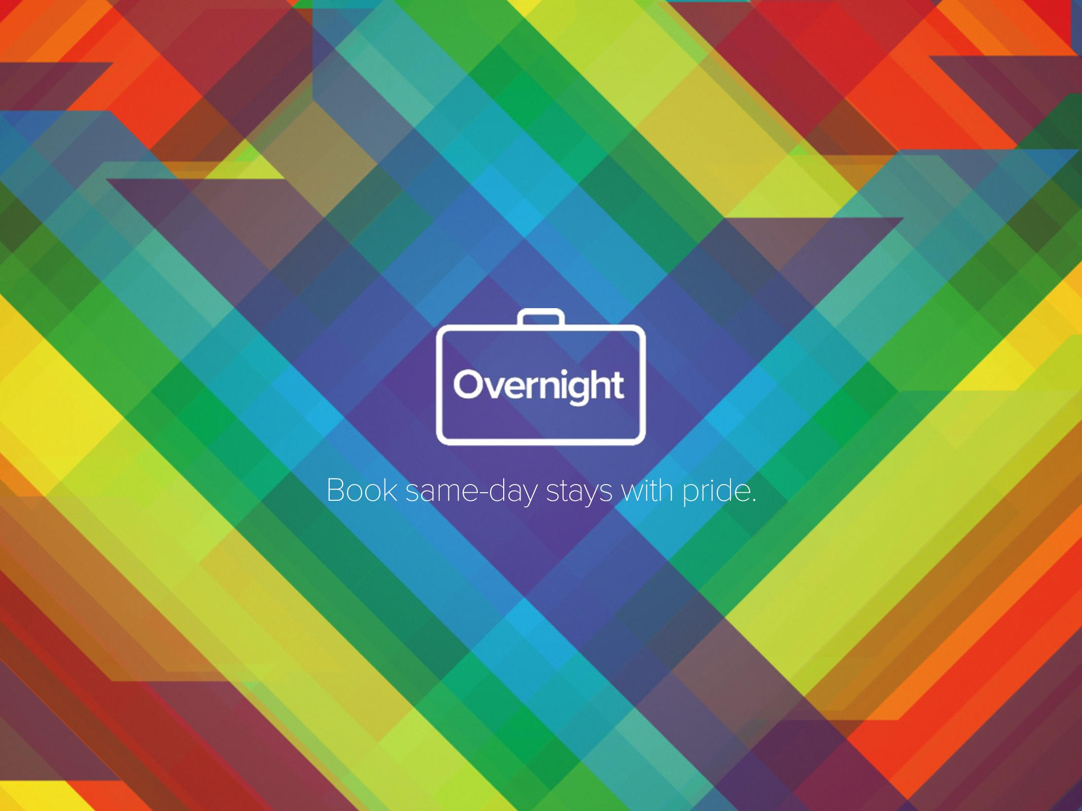 Overnight Pride Stay