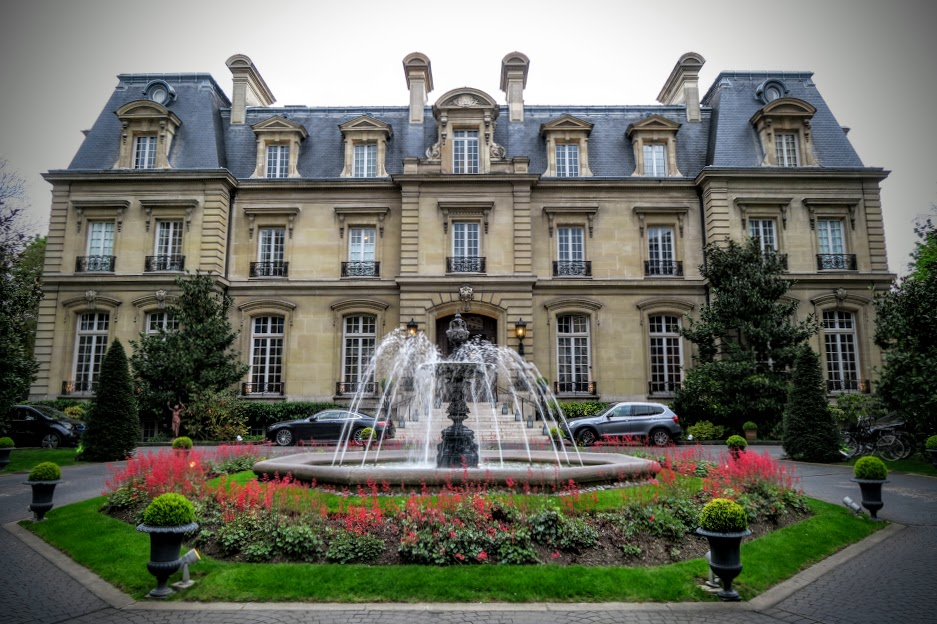 Saint James Paris Europe Stylish Hotels Photo