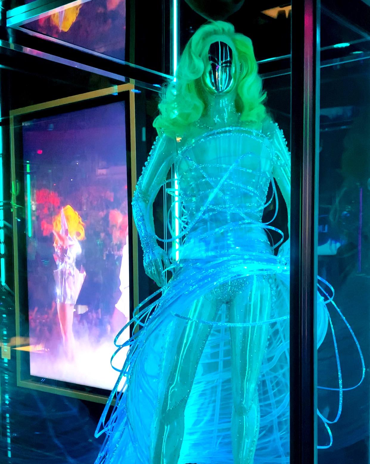 Lady Gaga Versace Haus of Gaga Las Vegas.JPG
