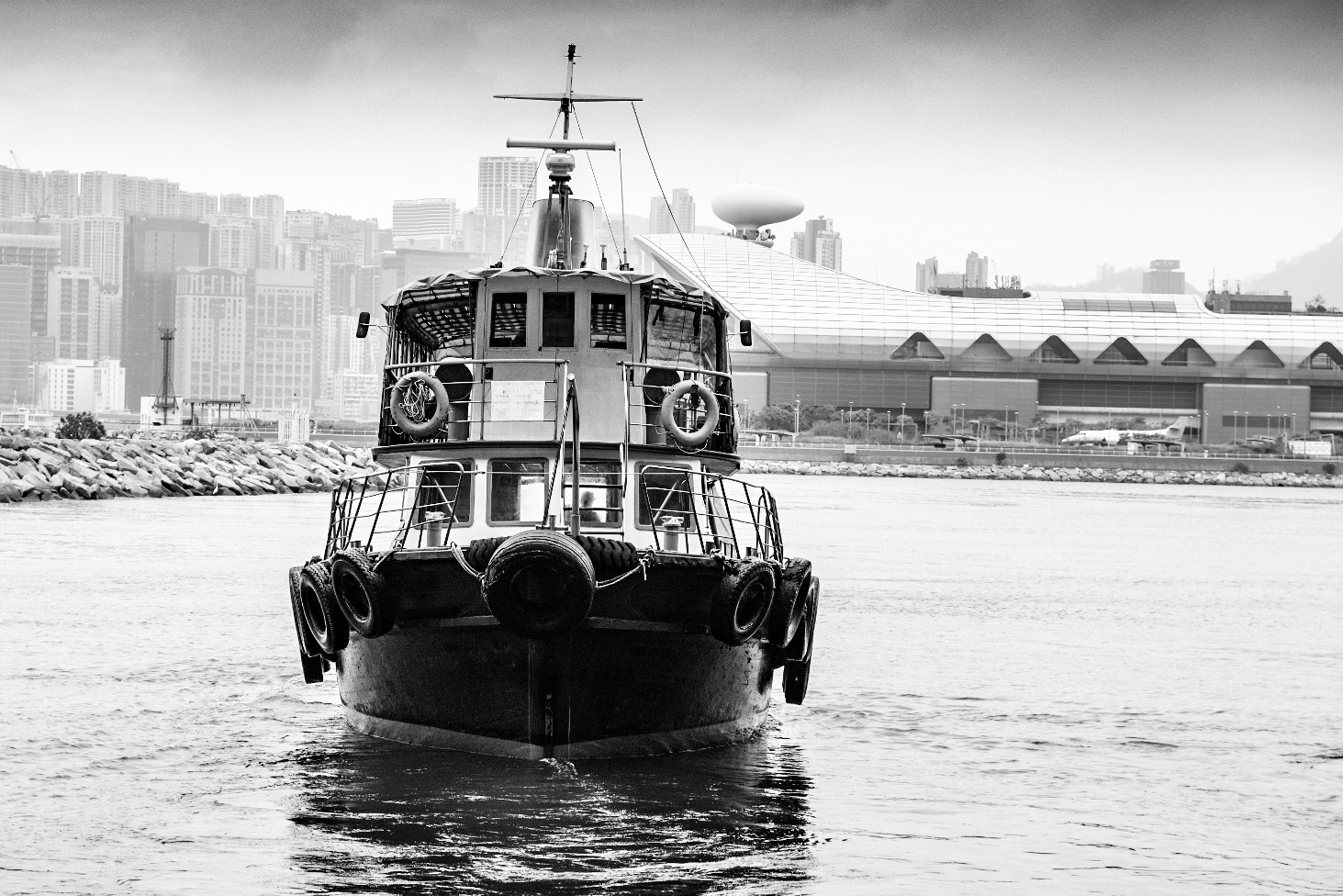 The Ferry at Kwun Tong Promenade