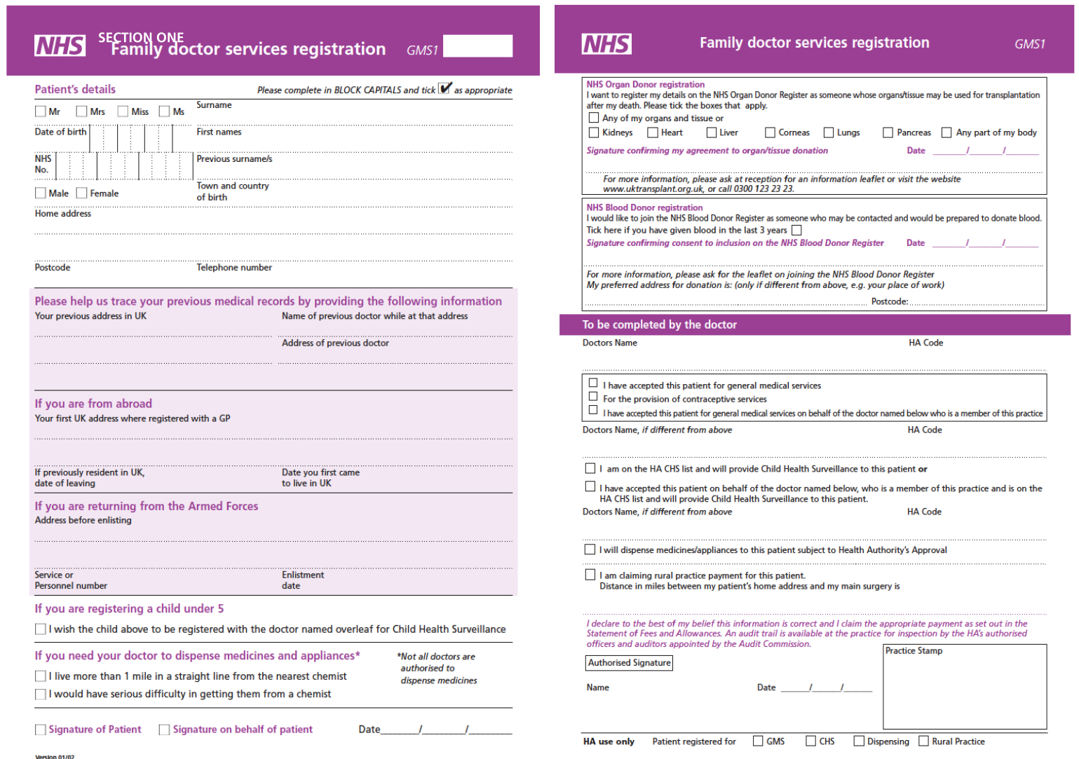 Registration guidance - As long as you live in the United Kingdom, you can register with us as a patient.You will be able to access our full range of services except for home visits*. In order to qualify for a home visit, you will not only need to live in the UK but live within Bramley, Cottingley, or Middleton and have a postcode that begins with: LS13 1, LS13 3, LS13 2, LS13 4, LS12 3, LS11 0, LS10 4.