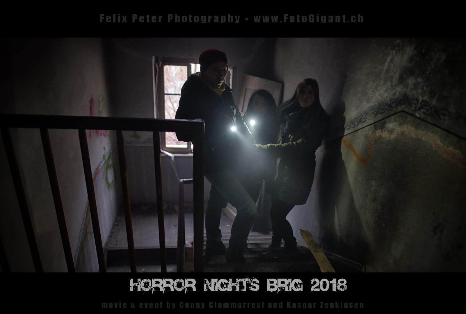 Horror Nights - 19/20 Oct 2018 Brig [CH]