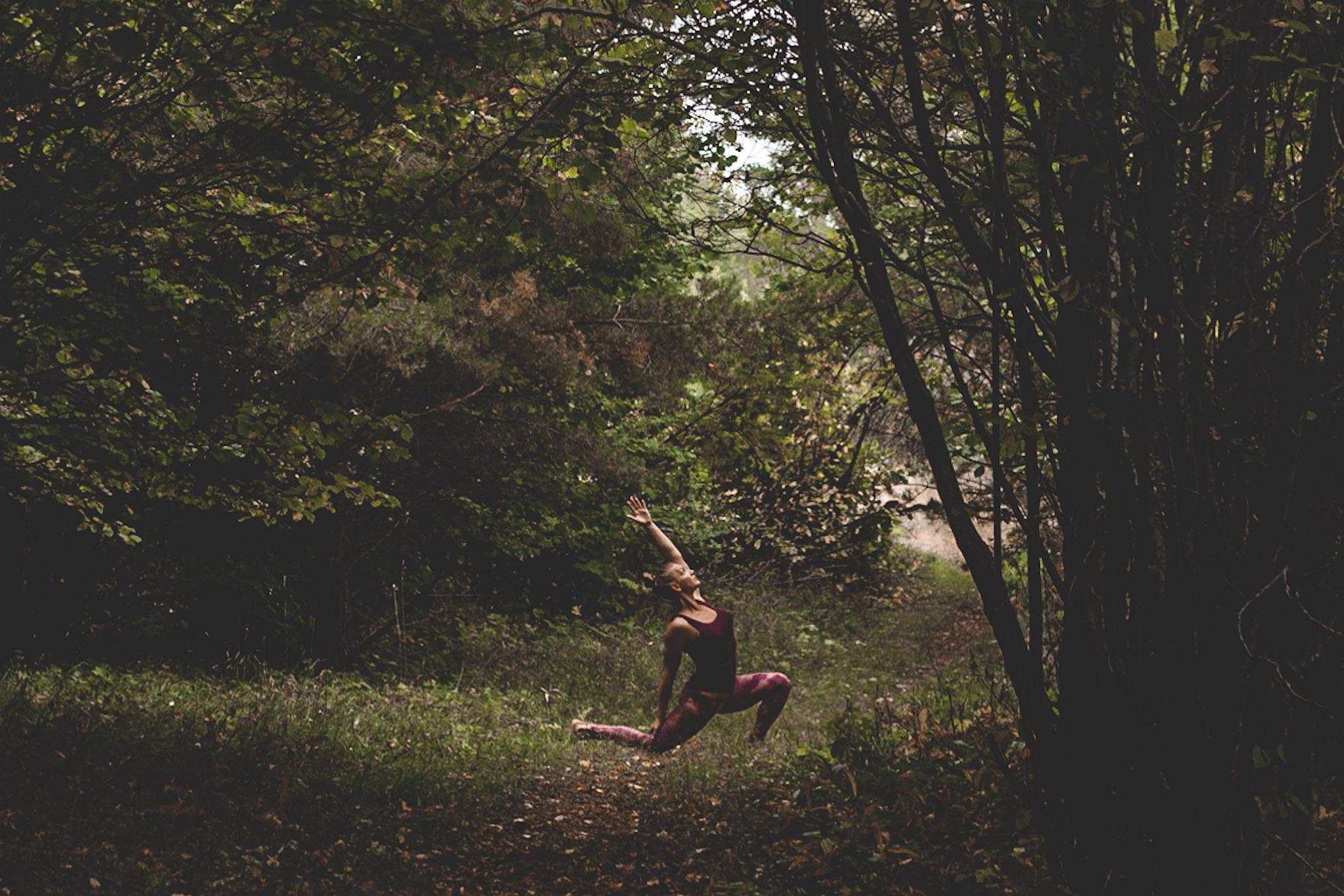 Back to nature. Kim Lindström ©