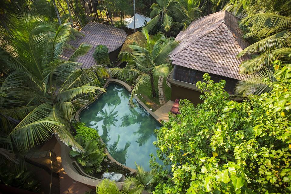 Ashiyanas Natural Swimmingpool