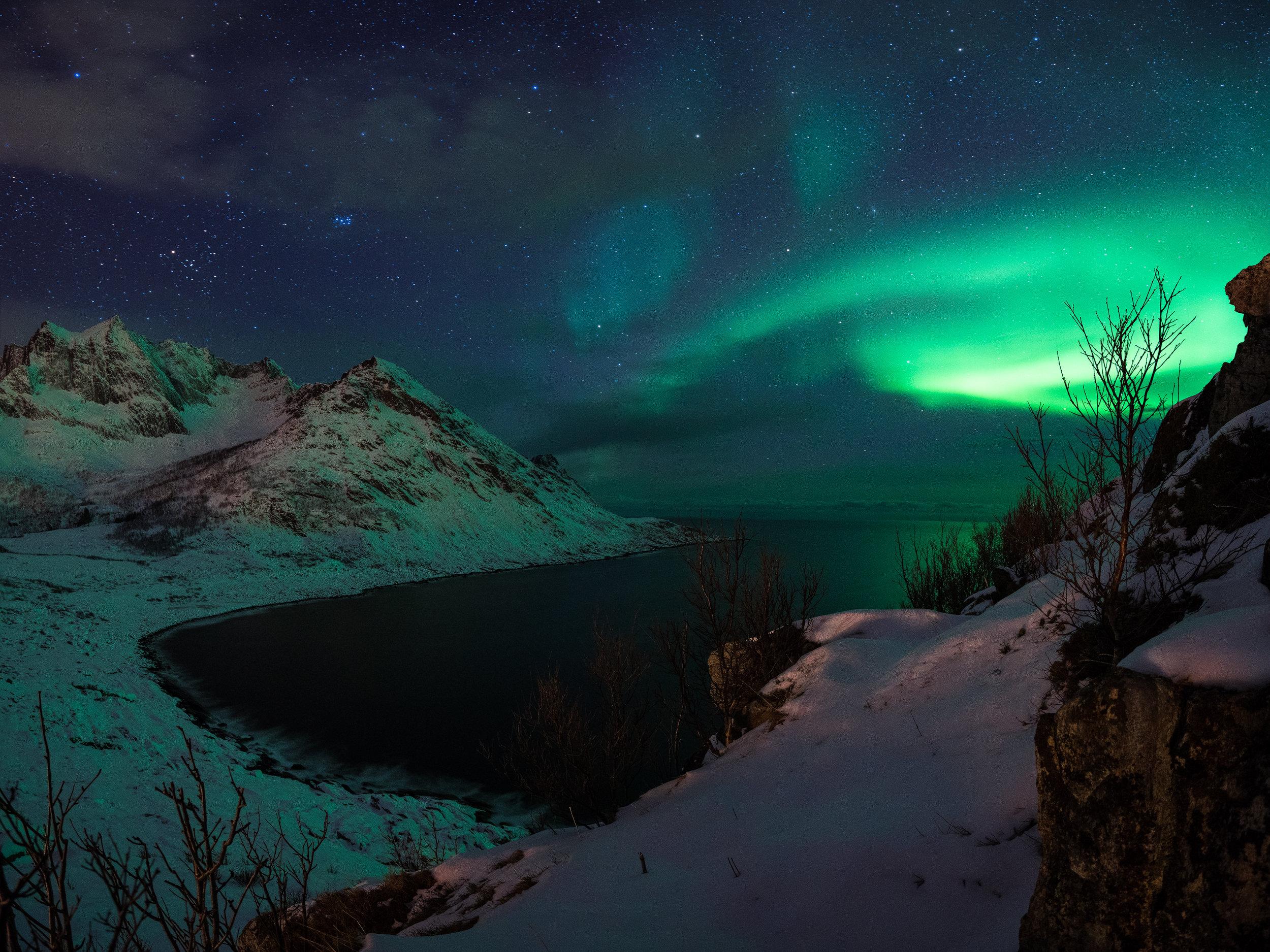Skandinavien -