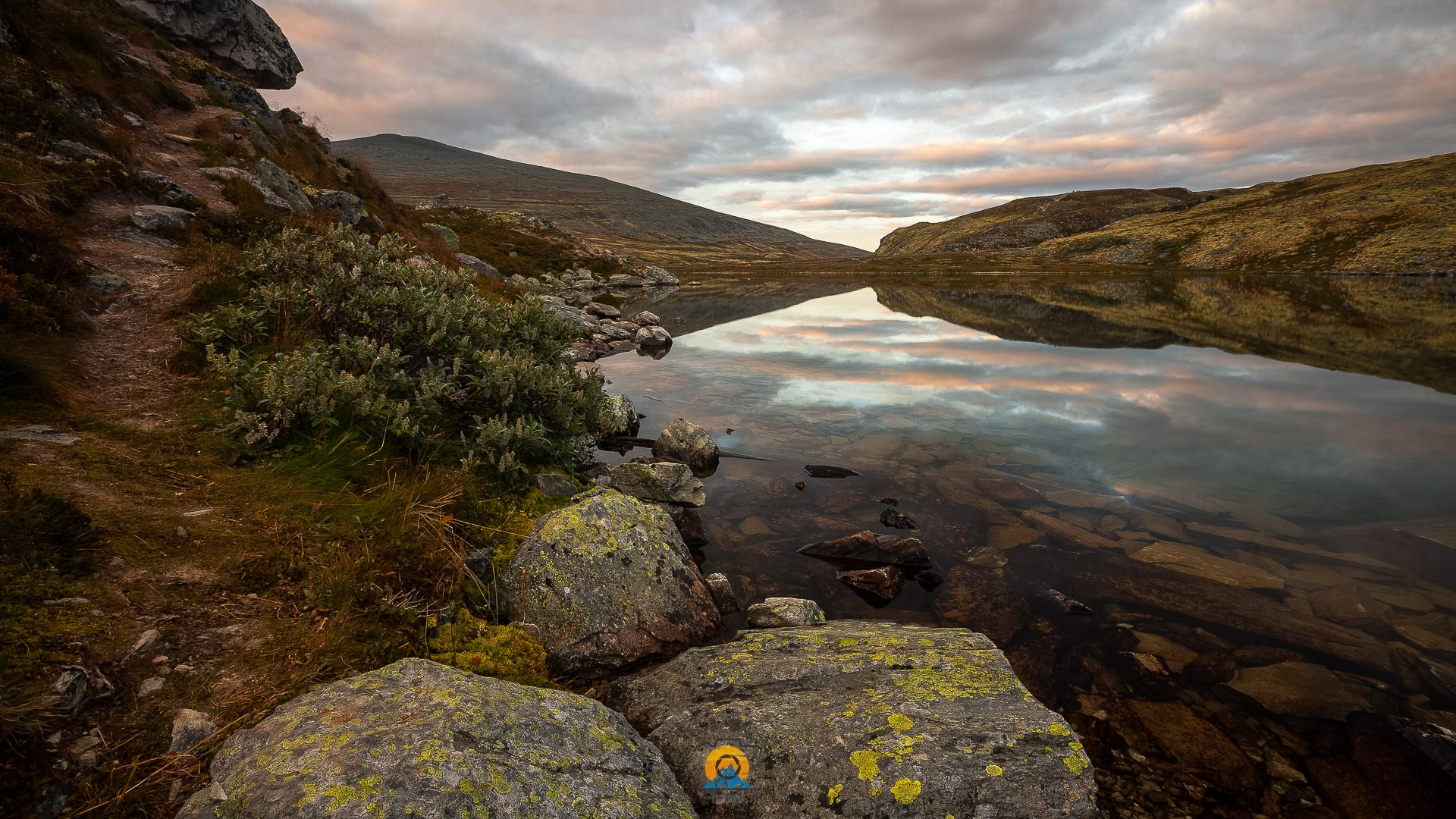 Morgens im Rondane