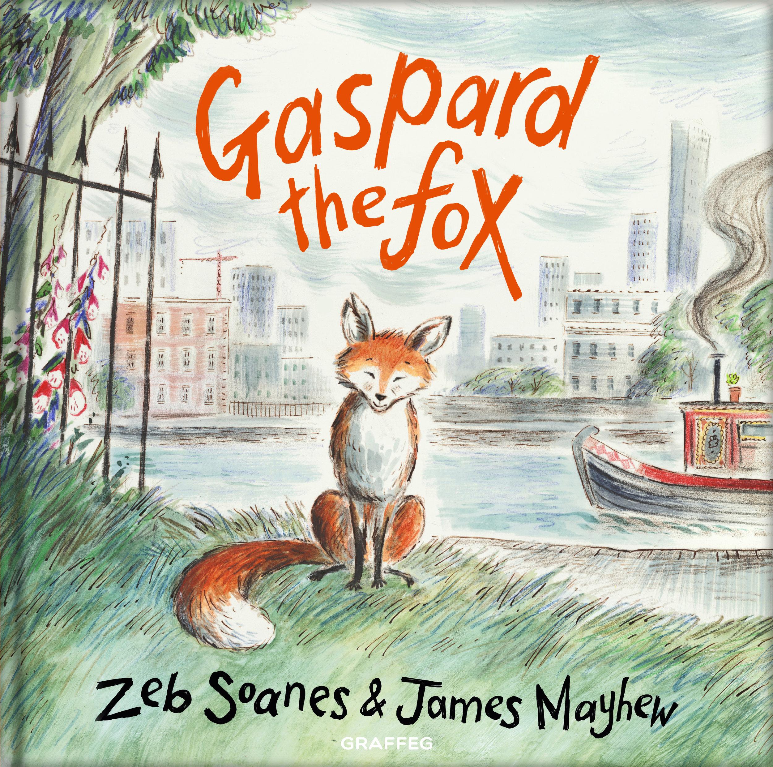 Gaspard the Fox_cover.jpg