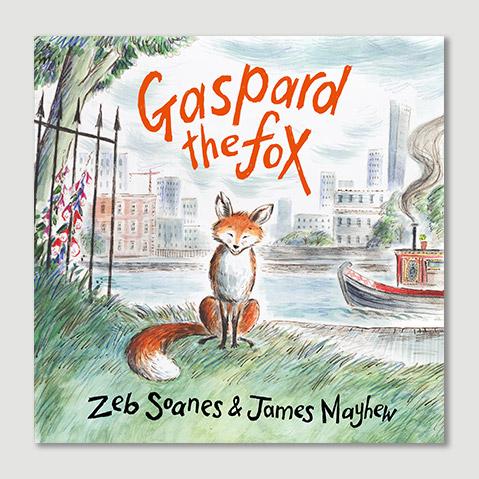 Gaspard the Fox , £12.99 (HB) published by Graffeg Ltd.