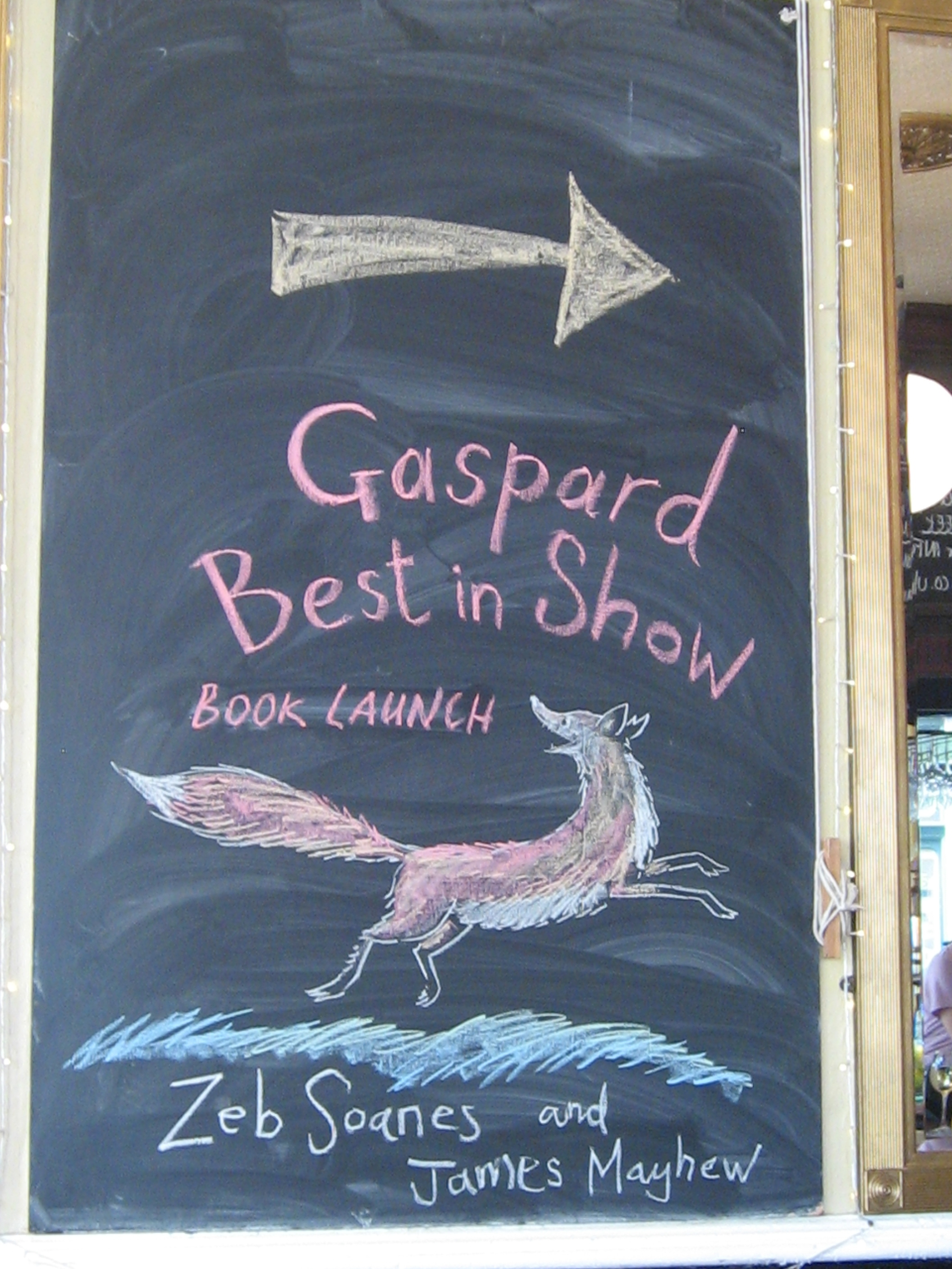 London Launch of Gaspard Best in Show